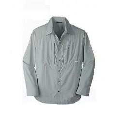 Рубашка Cloudveil Classic Cool LS Shirt Aluminium L
