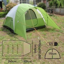 Палатка Evanston-4 350*240*170см