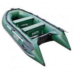 Лодка HDX CARBON 370 P/L зеленый