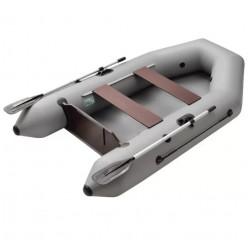 Моторно-гребная лодка с жестким транцем Standart-М 2800 серый