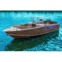 Алюминиевый катер Wyatboat-460 DCM