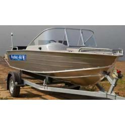 Алюминиевый катер Wyatboat-460