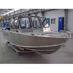 Алюминиевый катер Wyatboat-460 DCM Pro