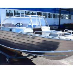 Алюминиевый катер Wyatboat-490 DCM