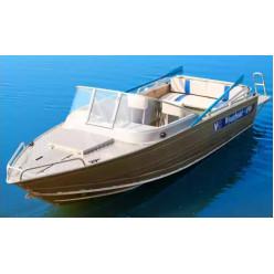 Алюминиевый катер Wyatboat-490