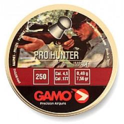 Пули пнев GAMO Pro-Hunter 4.5мм 250шт