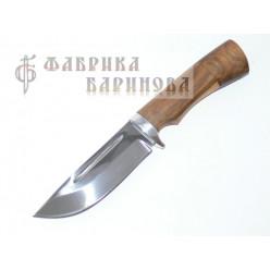 Нож Омуль-2 95*18 кованый