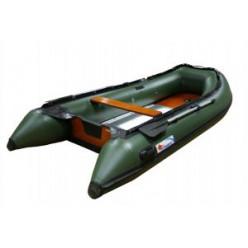 Лодка Stingray 320АL  черно-зеленая