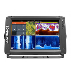 Эхолот Lowrance Elite-12Ti Mid/High/TotalScan
