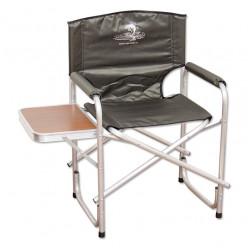 Кресло алюм+столик  АК05