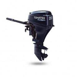 Лодочный мотор Tohatsu MFS 20 C EPS 4 тактный