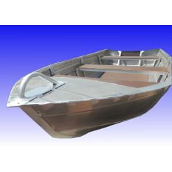 Лодка алюминиевая Вятка-Профи 38