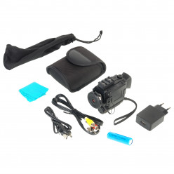Монокуляр цифровой ночного видения Veber Black Bird 8Х mini