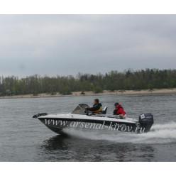 Катер комбинированный TUNA Boats 470 PL