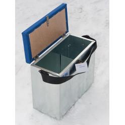 Ящик зимний оцинкованный 23л Стэк