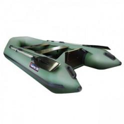Надувная лодка Хантер 290 Л цв.зеленый