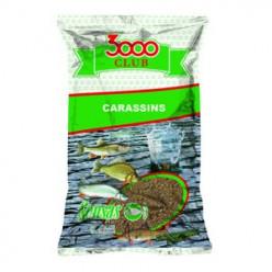 Прикормка 3000 Sensas CLUB CARASSIN 1kg 11061