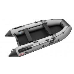 Лодка Roger Zefir 4000 НДНД цвет серый/черный