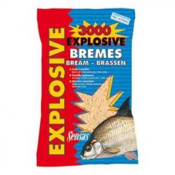 Прикормка 3000 Explosive Bremes 1кг