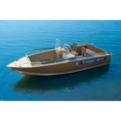 Алюминиевый катер Wyatboat-460 DC