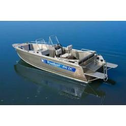 Алюминиевый катер Wyatboat-490 DC