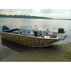 Алюминиевый катер Wyatboat-660