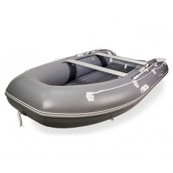 Лодка моторная Gladiator E 330 LT темно-серый