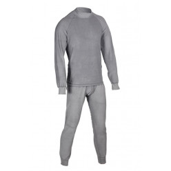 "Термобелье ""Huntsman ZIP"" тк.флис цв.серый р.60-62 (3XL)"