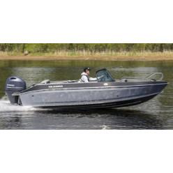Лодка Волжанка FISH 51 с мотором Yamaha F100FETL