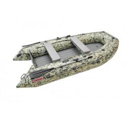 Моторная лодка ПВХ Zefir 3500 LT пиксель/беж  НДНД