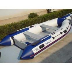 Лодка надувная моторная YAMARAN TENDER T360