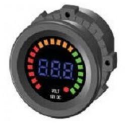 Вольтметр светодиодный (5-30 в) 510062