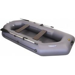 Гребная лодка ПВХ Аква-Мастер 300 ТР графит