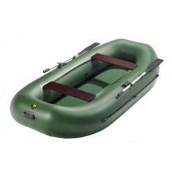 Гребная лодка ПВХ Таймень V-290 зеленый