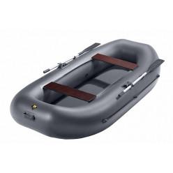 Гребная лодка ПВХ Таймень V-290 графит