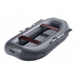 Гребная лодка ПВХ Таймень V-290 НД графит
