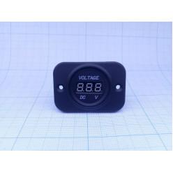 Вольтметр цифровой на панеле 5-30В