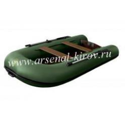 Лодка надувная транцевая ПВХ BoatMaster 310T