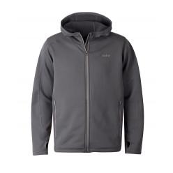 Куртка мужская Run Don't Walk Full Zip Hoody dark XL