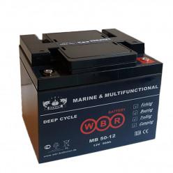 Аккумулятор MB75-12 WBR AGM