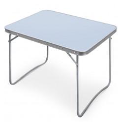 Стол складной ССТ-4 голубой 80*60*60