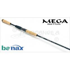 Спиннинг BANAX Mega 198 1.5-10 гр. MGS66LF2