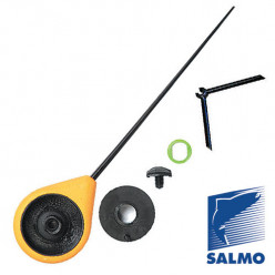 Удочка-бал зимSalmo SPORT411-05 желтая