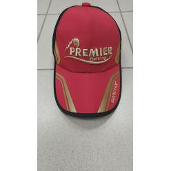 Бейсболка Premier цв. черный/красный