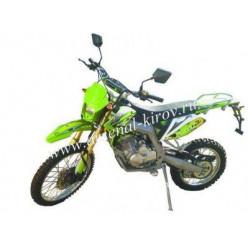 Мотоцикл Racer RC200XZT Enduro 200